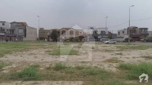 Commercial Plot No 69 Is Available For Sale In A Block Of Eden City Lahore