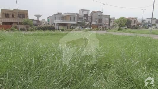 Commercial Plot No 54 Is Available For Sale In A Block Of Eden City Lahore