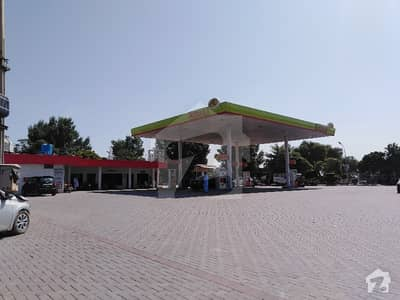 81 Marla Commercial Petrol Pump & CNG Is Available For Sale On Main Ahmedpur Road Bahawalpur