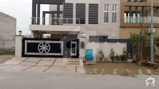 10 Marla Brand New House For Sale In Imperial 1 Block Of Paragon City Lahore