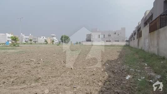 12 Marla Residential Plot For Sale In Imperial 1 Block Of Paragon City Lahore