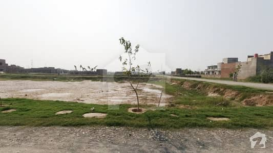 3 Marla Residential Plot For Sale Rana Town Lahore
