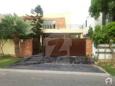 The Most Beautiful Design 1 Kanal Solid Bungalow For Rent At Prime Location