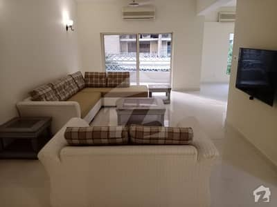 Diplomatic Enclave Fully Furnished Newly Renovated 2 Bedrooms Apartment Available For Rent