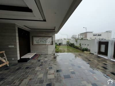 In DHA Defence House Sized 1 Kanal For Sale