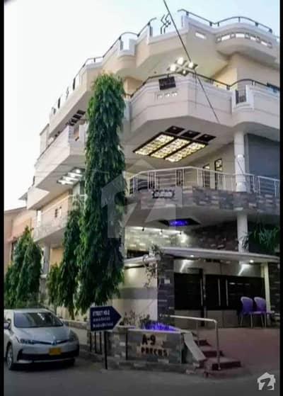گلستان جوہر - بلاک 16-A گلستانِ جوہر کراچی میں 11 کمروں کا 10 مرلہ مکان 4.15 کروڑ میں برائے فروخت۔