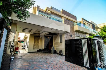 10 Marla Brand New House For Rent In DHA Phase 5