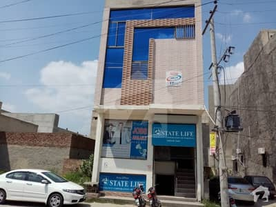 Second Floor Flat Is Available For Rent In Super Market Near Apna Bank Sahiwal