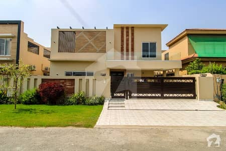 One Kanal Brand New House For Rent In DHA Phase 6