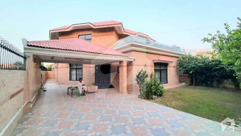 Fully Renovated One Kanal Slightly Use Bungalow On Prime Location Walking Distance Form Cc Park