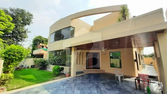 One Kanal Attractive House Available For Rent In Phase 4 Dha Defence