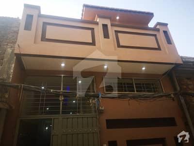 3 Marla Brand New House At Ideal Location Nishtar Colony