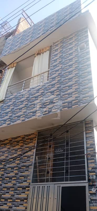 1.5 Marla Double Storey House For Sale