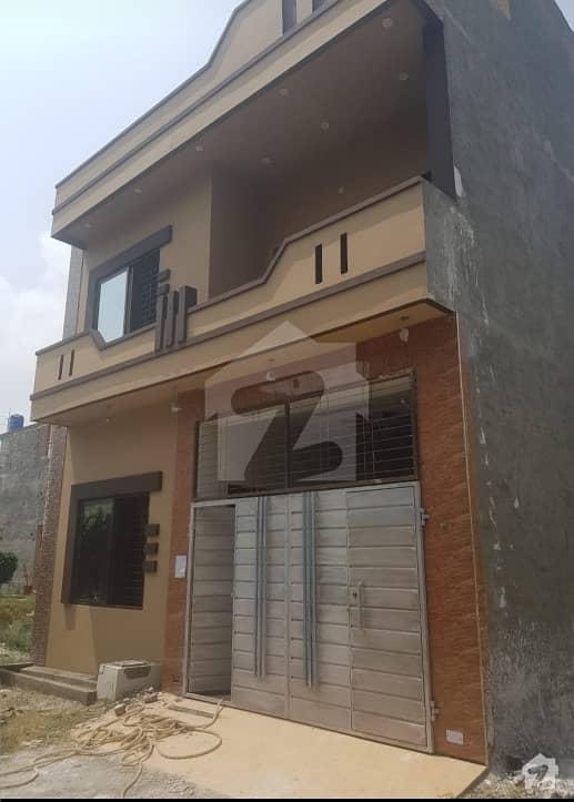 الرحیم گارڈن فیز ۵ جی ٹی روڈ لاہور میں 5 کمروں کا 5 مرلہ مکان 1.05 کروڑ میں برائے فروخت۔