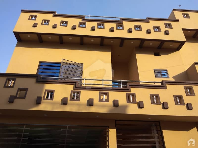 House In Janjua Town Sized 5 Marla Is Available