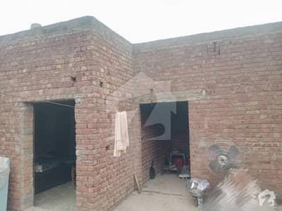 حافظ آباد بائی پاس حافظ آباد میں 3 کمروں کا 5 مرلہ مکان 18 لاکھ میں برائے فروخت۔