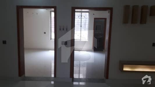 10 Marla Lower Portion Totally Marble Tiled Near Market For Rent