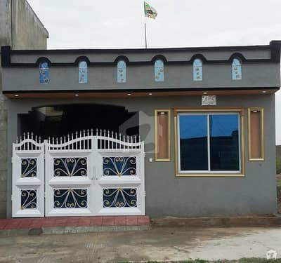 3 Marla House In Samarzar Housing Society For Sale