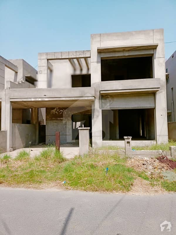 10 Marla Grey Structure House For Sale