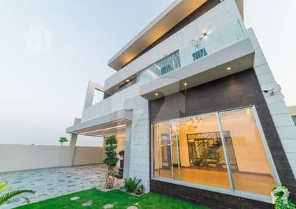 10 Marla Newly Modern Bungalow House At Peak Site In Phase 8
