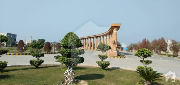 1125  Square Feet Residential Plot In Central Zaitoon - New Lahore City For Sale
