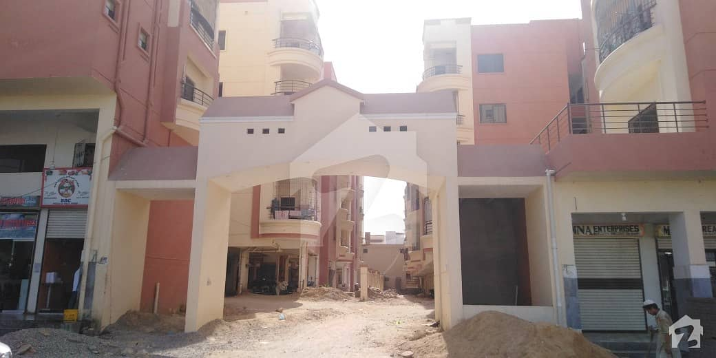 Flat Available For 2 Bed Lounge West Open Flat In Saima Arabian Villas