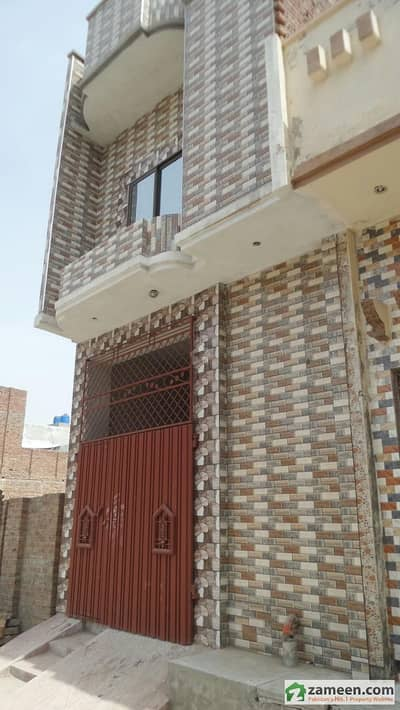 House Is Available For Sale At Jhang Road Lateef Park