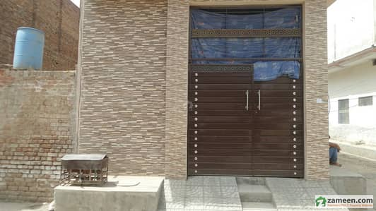 House Is Available For Sale At Jhang Road Saifabad