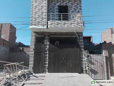 Jhang Road Saifabad - House For Sale