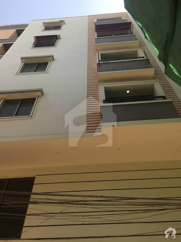 Flat For Sale Zamzama Residency