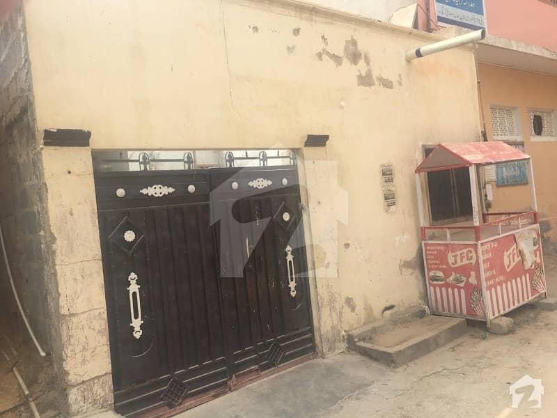 پی اینڈ ٹی ہاؤسنگ سوسائٹی کورنگی کراچی میں 4 کمروں کا 5 مرلہ مکان 85 لاکھ میں برائے فروخت۔