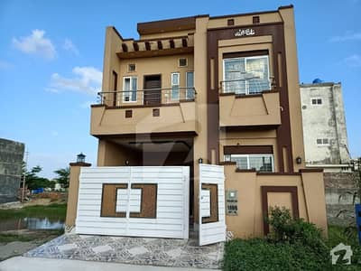 5 Marla Brand New House On Best Price Near To Main Boulevard