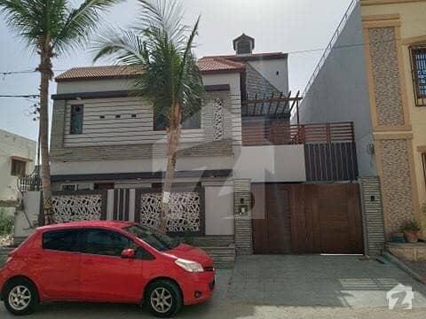 ڈی ایچ اے فیز 7 ڈی ایچ اے کراچی میں 5 کمروں کا 8 مرلہ مکان 6 کروڑ میں برائے فروخت۔