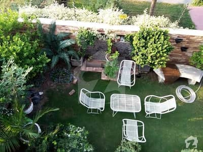 1 Kanal Out Class Prime Location Bungalow For Rent In DHA Phase 7