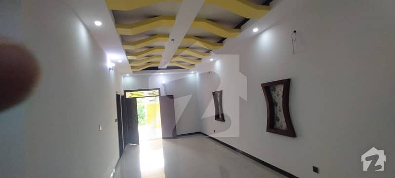 200 Square Yards  Brand New West Open Proper Double Storey Bungalow For Sale