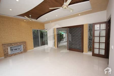 1 Kanal Brand New Bungalow In The Hot Location Of Dha Lahore Sui Gas Society Phase 1