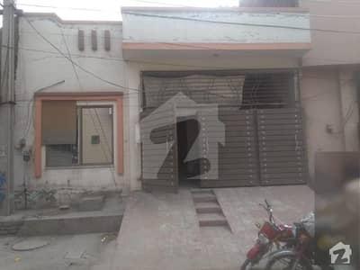 4 Marla Single Storey House Available For Rent At New Lasani Town Sargodha Road Faisalabad