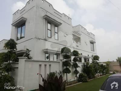 15 Marla  Brand New  Corner House  Next To Gate