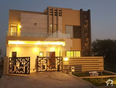 10 Marla Newly Built Very Beautiful House For Sale