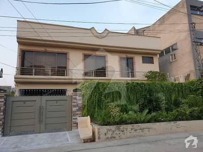 Corner Beautiful House For Sale In Johar Town