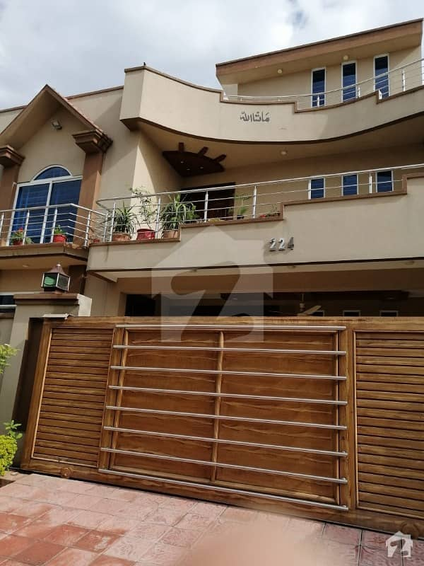Beautiful Location House For Sale Soan Garden Islamabad