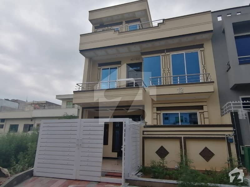 25x40 Brand New House For Sale In G 13