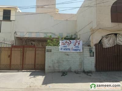 2 Unit House Separate For Sale In Zamindara Colony Near Desert Palm Hotel