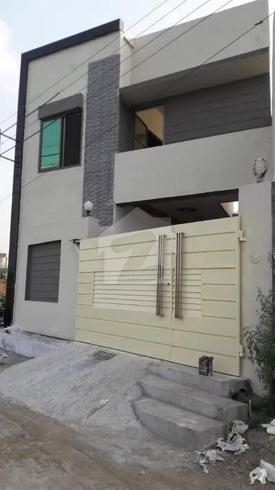 مضلفہ ٹاؤن چکوال میں 3 کمروں کا 4 مرلہ مکان 50 لاکھ میں برائے فروخت۔