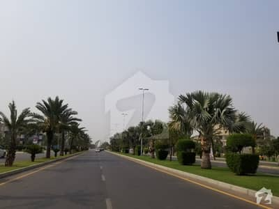 13 Marla Corner And Main Boulevard Residential Plot At Excellent And Ideal Location Is Available For Sale In Iqbal Block