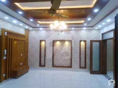 Facing Park 8 Marla 5 Bedroom House Usman Block Bahria Town Lahore