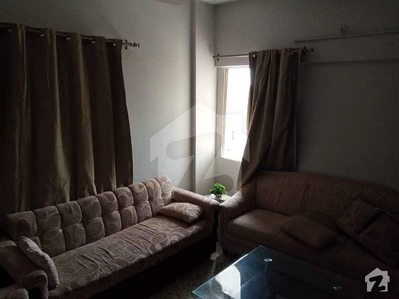 Aisha Manzil Flat For Sale Sized 950  Square Feet
