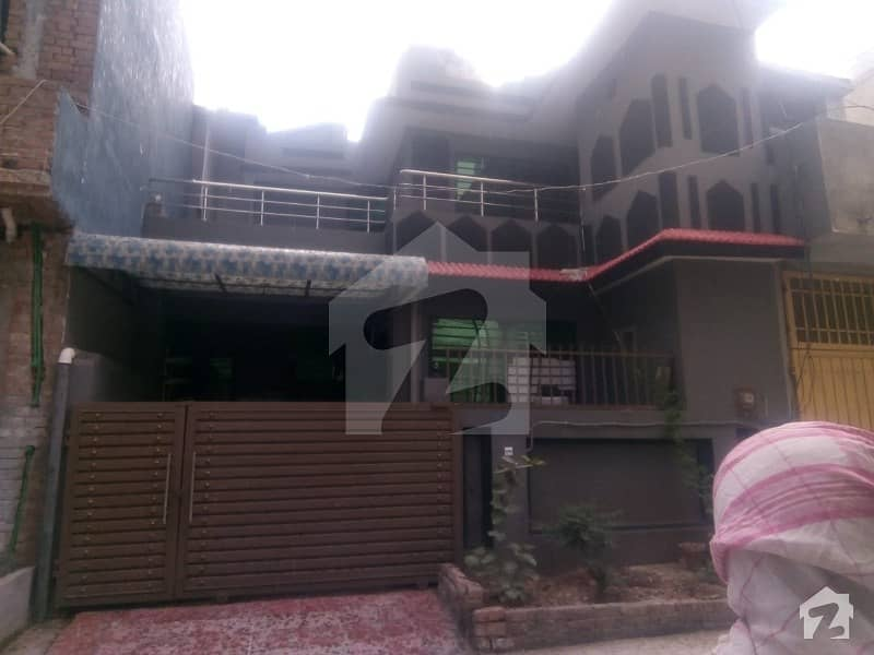 4 Marla House Available For Sale In Koral Town