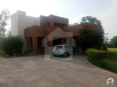 9 Kanal Farm House For Sale In Bedian Road