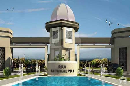 In DHA Defence 1 Kanal Residential Plot For Sale